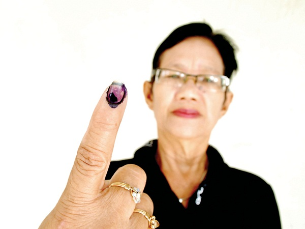 Reopening of voter's registration