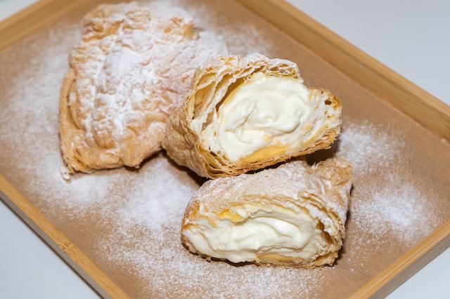 Tokyo Milk Cheese Factory's Milk Pie