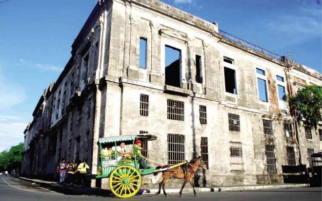 inquirer intramuros heritage site